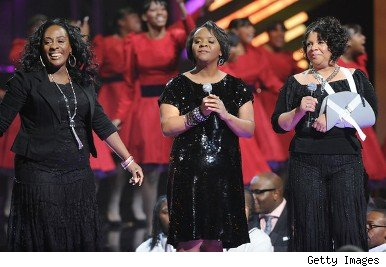 LeJuene Thompson, Sheri Jones-Moffett and Shari Addison