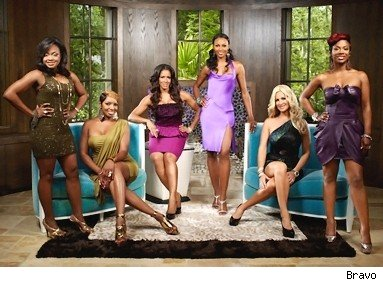 Cast of 'Real Housewives of  Atlanta' season three