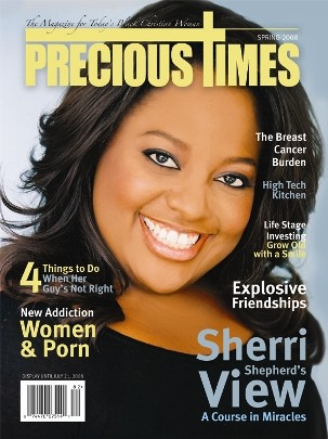 Candid View: Sherri Shepherd Talks Religion, Abortion & Weight Loss