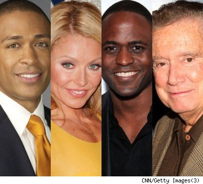 Who's Got Next: Could Someone Black Succeed Regis Philbin?