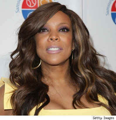 "Check out her hands and feet. SHE WAS A MAN. Wendy Williams ""Talk&squot;s Biggest"
