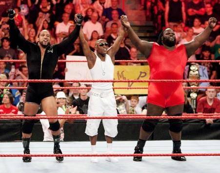 A Look Back At Black: Professional Wrestling Makes A Comeback