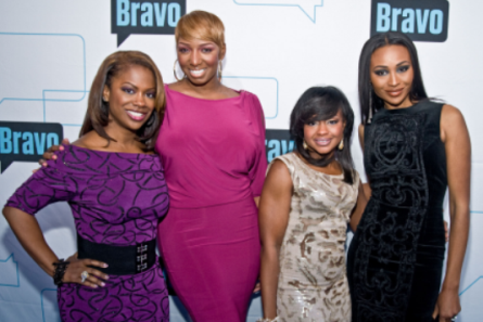 A Look Back At Black: 'Real Housewives' Bring The Drama
