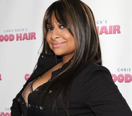 Hair Apparent caught up with one of our favorite hair girls ? Raven-Symoné.