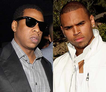 jay z chris brown