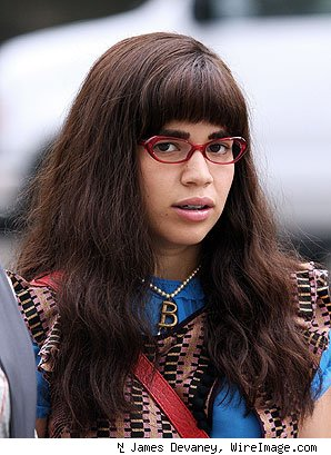 america ferrera ugly betty. America Ferrera: #39;Ugly Betty#39;