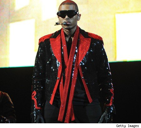 Chris Brown Makes Comeback At Powerhouse