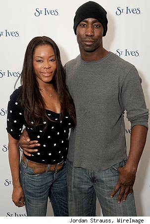 Golden Brooks & D.B. Woodside: Welcoming Newborn Baby Girl