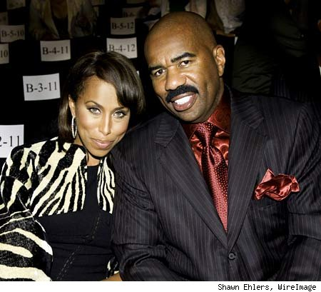 Steve Harvey: His New Wife Is the Woman That Changed His Life