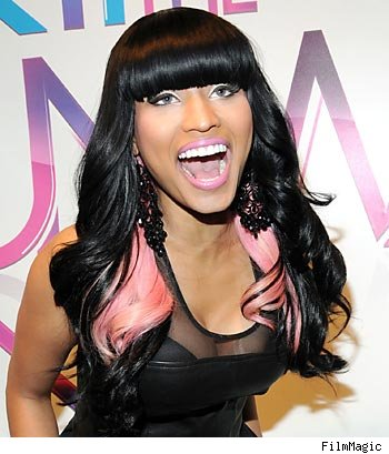 nicki minaj daddy. Nicki Minaj doesn#39;t seem