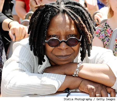 whoopi goldberg 450pk090810 Whoopi Says She Was A Functioning Alcoholic