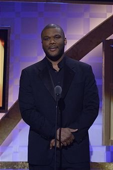 Tyler Perry BET Honors 2011 Cicely Tyson tribute