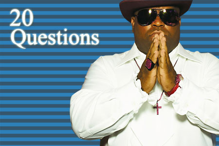 Cee Lo Green 20 Questions