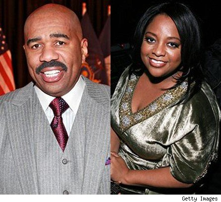 steve harvey first wife