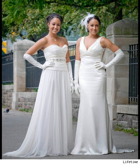 tia mowry wedding photos. house Tia Mowry Day Dress