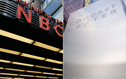 Merger between Comcast Corp. and NBC Universal