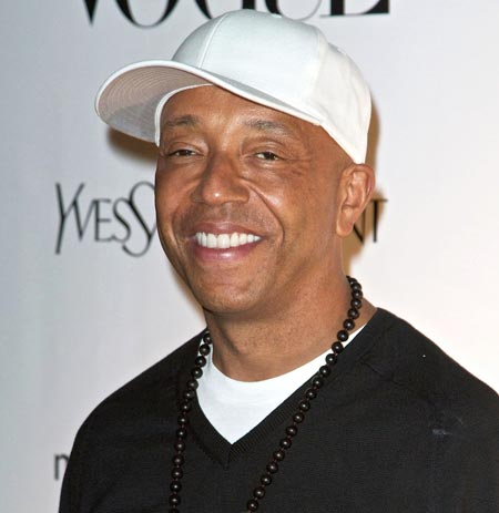 Russel Simmons New Book