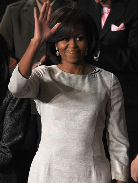 Fashion Industry Furious at FLOTUS, AGAIN