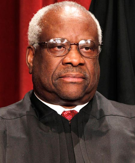 Clarence Thomas Five Year Silence
