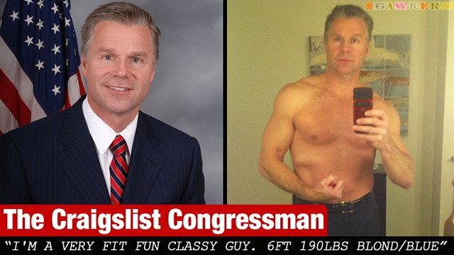 'Craigslist Congressman' Chris Lee