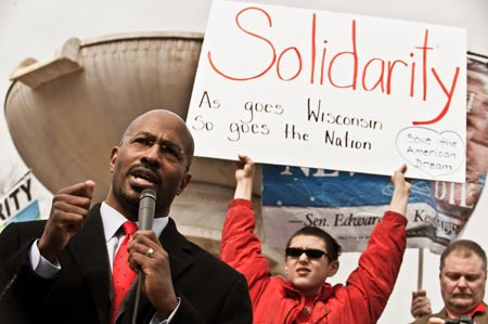 Wisconsin Labor Protests
