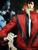 Michael Jackson\'s \'Thriller\' Jacket Generates Thousands For Charity