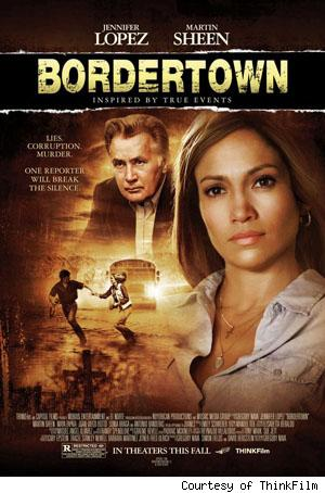 Jennifer Lopez  Movies on Jennifer Lopez S New Film   Bordertown   To Open In Very Few Theaters