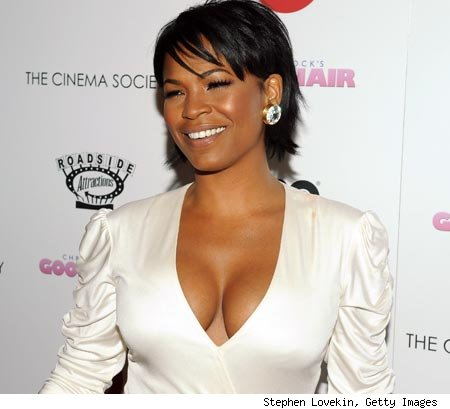 Nia Long Talks About Chris Rock Movie Good Hair and Being Replaced On The Cleveland Show