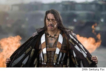 20th Century Fox has revealed the new trailer for 'Machete,' which is based ...