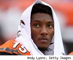 Bengals Receiver Chris Henry Remembered