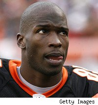 Chad Ochocinco Tries Out for Pro Soccer Team