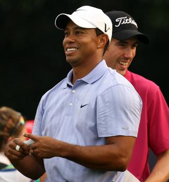 of the Tiger Woods we ve