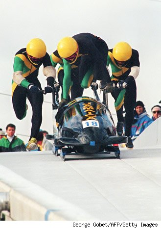 It's been 22 years since the Jamaicans sent a bobsled team to the Winter