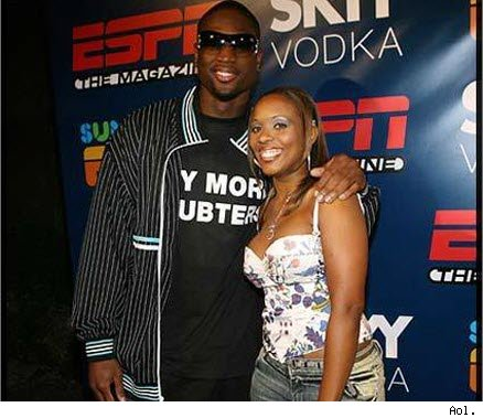 Dwyane Wade Ex-Wife