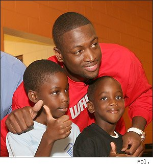 Dwyane Wade Given Temporary Custody of His Sons