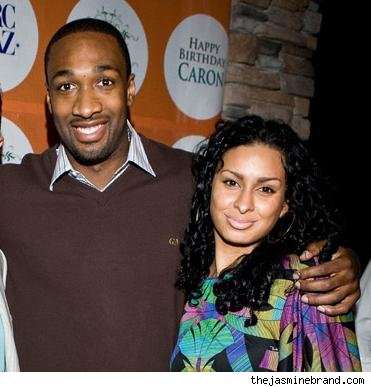 Gilbert Arenas' Baby Mama Accuses Him of Abandonment