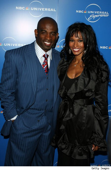Deion Sanders and Pilar, Money Problems