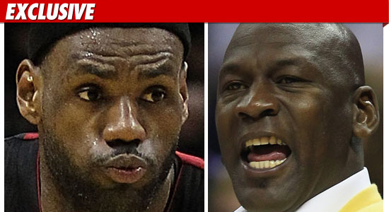 LeBron James, Michael Jordan Sued for $150 Million Each