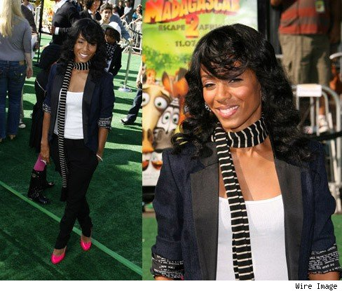 jada pinkett smith. Jada created an appropriate