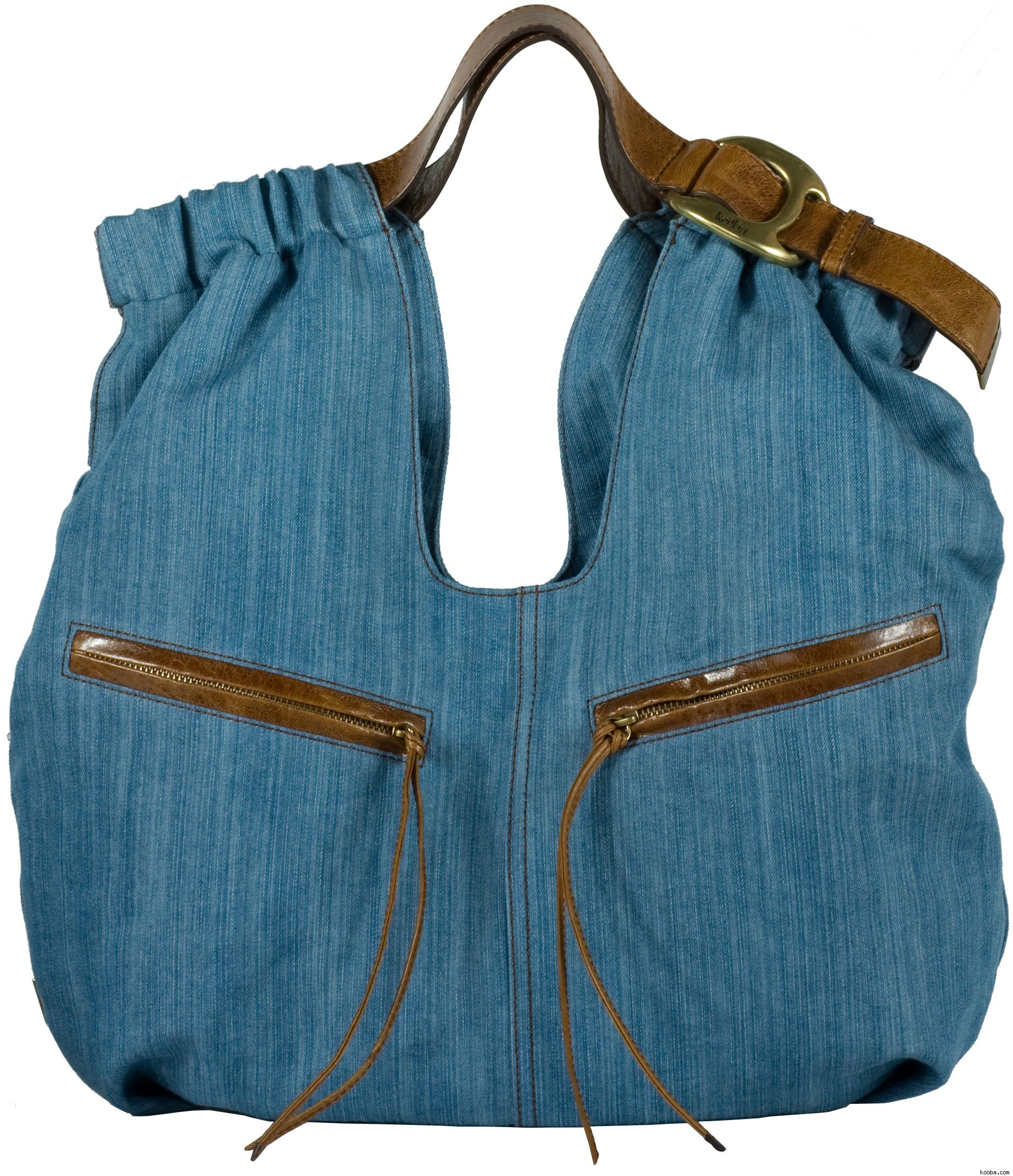 Kooba - Lana Denim Tote :  handbag tote bag bag denim tote