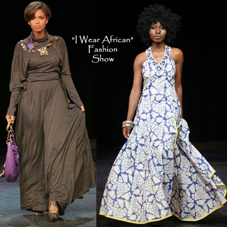 Coast Dress on Coast To Coast African Fashion Designers Are Getting Much Deserved