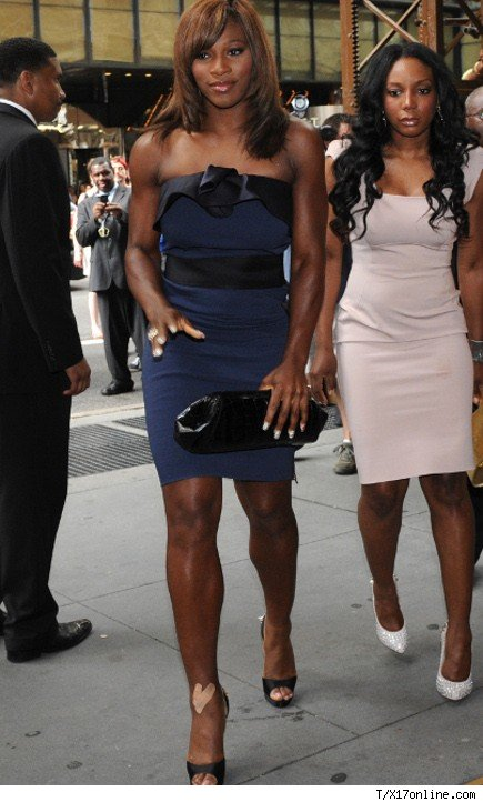 serena williams hot. Serena Williams showed off her