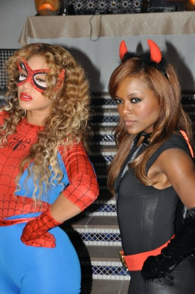 Beyonce Spiderman Halloween Costume Beyonce Halloween Costume