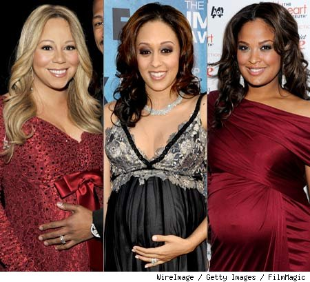 tia mowry pregnant pictures 2011. Only three months in, and 2011