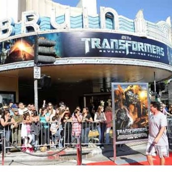 Transformers And Ice AgeTie At The Box Office This Weekend