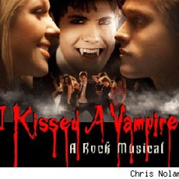 Drew Seeley Breaks Out His Fangs in 'I Kissed A Vampire' Music Video