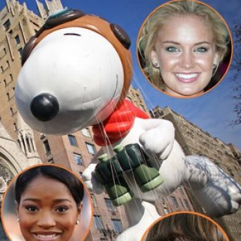 This Year's Macy's Thanksgiving Day Parade Line-Up