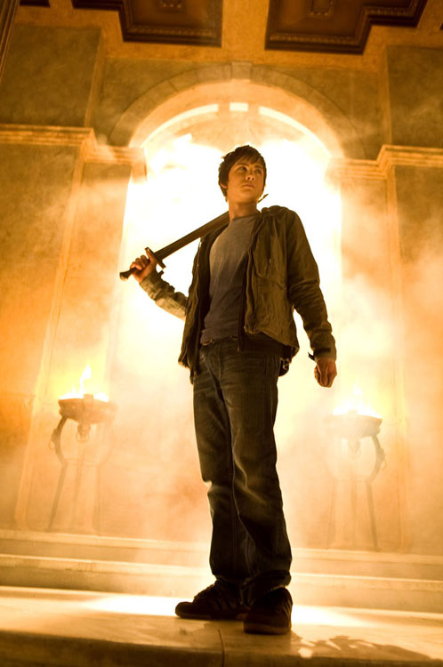 Why can't percy jackson's adventures continue?