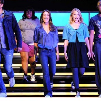 'Glee' Goes Live in Concert and We've Got the Deets
