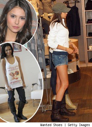 nina dobrev weight gain
